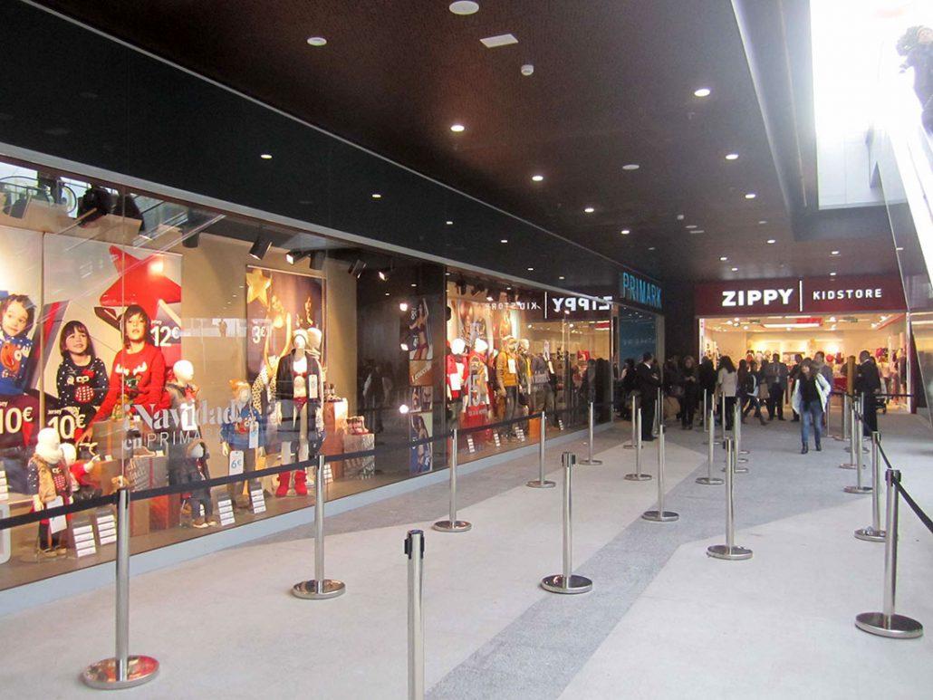Primark cc holea huelva garrigues retail for Oficinas primark madrid