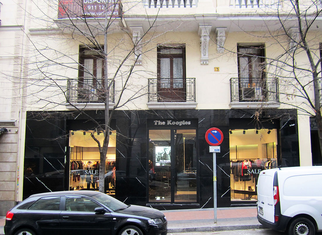 The Kooples Madrid